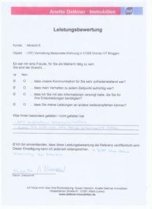 Vermietung Wohnung in Büggen