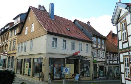 Wohn- und Geschäftshaus in Alfeld